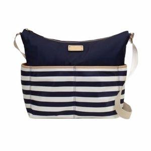 Kate Spade Collins Avenue Serena Navy Diaper Bag